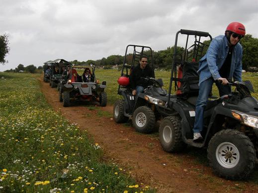 חוות מונפורטויטו טרקטורונים ורינג'רים